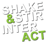 shake & stir INTERACT